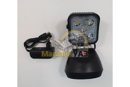 Фара светодиодная универсальная на магните 3031 оптовая продажа