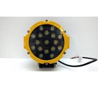 Фара светодиодная CH013Y 51W 17 диодов по 3W