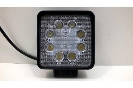 Фара светодиодная CH006 24W 8 диодов по 3Вт, дальний свет оптовая продажа