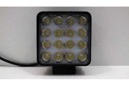 Фара светодиодная CH006 48W 16 диодов по 3W  оптовая продажа