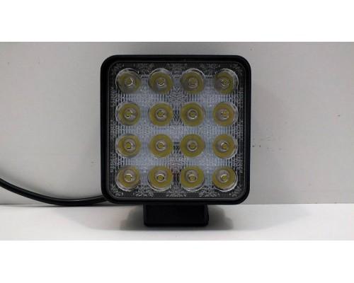 Фара светодиодная CH006 48W 16 диодов по 3W