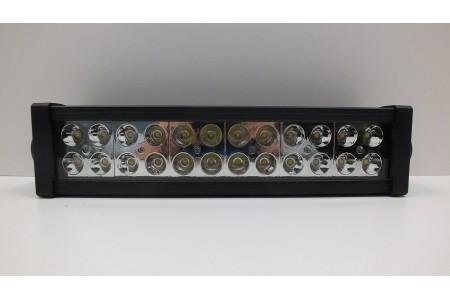 Фара светодиодная CH008 72W SPOT 24 диода по 3W оптовая продажа
