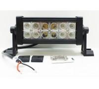 Фара светодиодная CH008 36W COMBO 12 диодов по 3W
