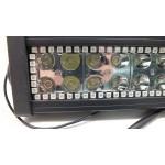 Фара светодиоднаяCH008 72W RGB 24 диода, доп. диоды с пультом управления по 3W оптовая продажа