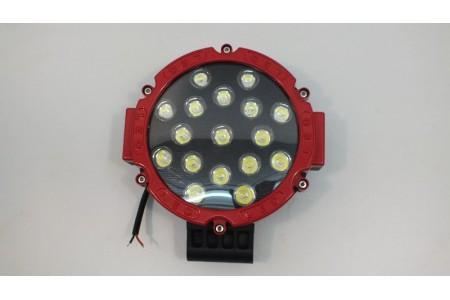 Фара светодиодная CH013R 51W 17 диодов по 3W оптовая продажа
