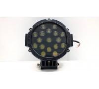 Фара светодиодная CH013В 51W 17 диодов по 3W