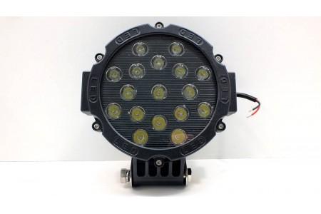 Фара светодиодная CH013В 51W 17 диодов по 3W оптовая продажа