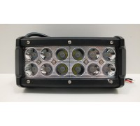 Фара светодиодная CH019B 36W Cree 12 диодов по 3W