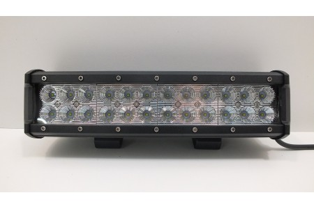 Фара светодиодная CH019B 72W Cree FLOOD 24 диода по 3W, ближний свет оптовая продажа