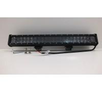 Фара светодиодная CH019B 144W 4D 48 диодов по 3W выпуклая линза