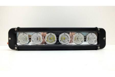 Фара светодиодная CH053 60W 6 диодов по 10W оптовая продажа