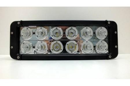 Фара светодиодная CH054 120W 12 диодов по 10W оптовая продажа