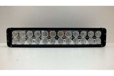 Фара светодиодная CH054 240W 24 диода по 10W оптовая продажа