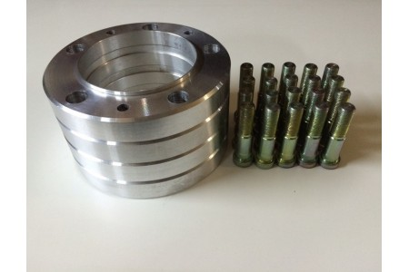 Расширитель колеи дюралевые (Проставки) УАЗ (5*139,7) 25 мм оптовая продажа