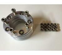 Расширитель колеи дюралевые (Проставки) УАЗ (5*139,7) 30 мм