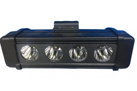Фара светодиодная P016 40W (габаритные размеры 168*120*60мм; цветовая температура 6000K; 60° ближний свет, 30° дальний свет) P016 40W оптовая продажа