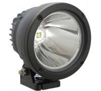 Фара светодиодная P012 25W 1 диод по 25W (габаритные размеры 118*140*100мм; цветовая температура 6000K; 60° ближний свет, 30° дальний свет) P012 25W оптовая продажа
