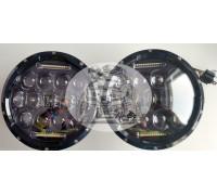 Фара светодиодная P035A 75W (комплект 2 шт) P035A 75W (LBS58)