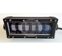 Фара светодиодная CH1980 48W 6 диодов по 8W (габаритные размеры 113*90*270мм цветовая температура 6000K 60° ближний свет, 30° дальний свет) CH1980 48W