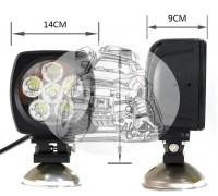 Фара светодиодная P015 60W P015 60W