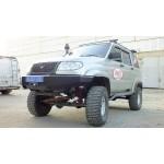 Бампер силовой ПП-2 на УАЗ Патриот, Пикап оптовая продажа