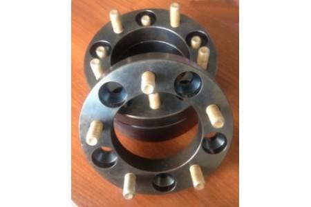 """Расширитель колеи УАЗ """"Проставки"""" (5*139,7) 40 мм (сталь), шт оптовая продажа"""