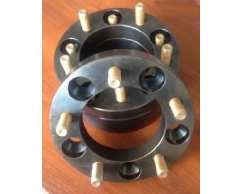 """Расширитель колеи УАЗ """"Проставки"""" (5*139,7) 30 мм (сталь), шт"""