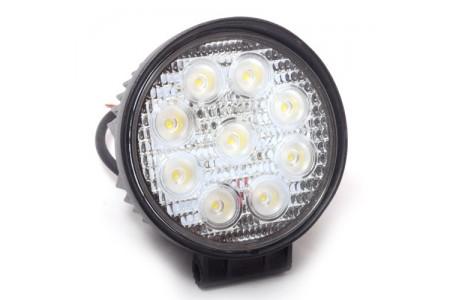 Фара дополнительного освещения CH007 27W 9 диодов по 3Вт оптовая продажа