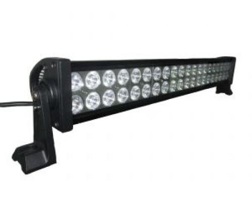 Фара светодиодная 120W 40 диодов по 3Вт, дальний свет.