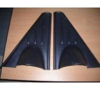 Накладки центральной стойки нижние УАЗ-469\Хантер АБС
