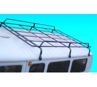 """Багажник на УАЗ 452 """"Стандарт"""" (6 опор)"""