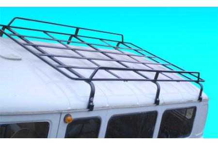 "Багажник на УАЗ 452 ""Стандарт"" (6 опор) оптовая продажа"