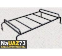 Багажник на УАЗ 452 односекционный 85
