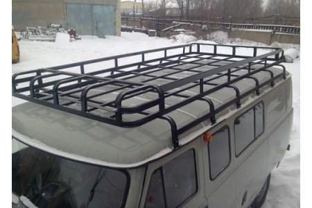 """Багажник на УАЗ 452 """"Сахалин-2"""" оптовая продажа"""