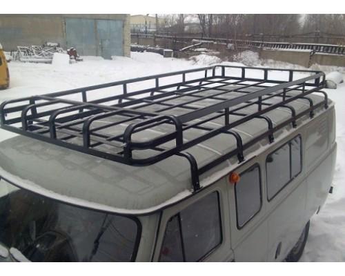 """Багажник на УАЗ 452 """"Сахалин-2"""""""