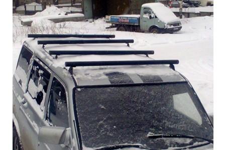 Поперечные реллинги на УАЗ Патриот оптовая продажа