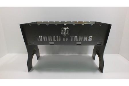 Мангал World of Tanks оптовая продажа