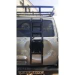 Лестница на УАЗ Патриот усиленная, вместо запаски оптовая продажа