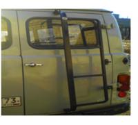 Лестница к багажнику УАЗ 452 усиленная. оптовая продажа