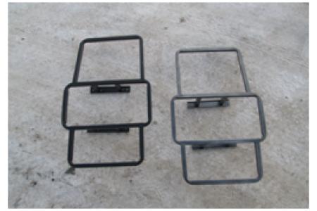 Лестница на УАЗ 469, Хантер (вместо крепл. зап. колеса) оптовая продажа