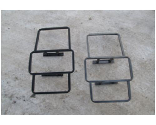 Лестница на УАЗ 469, Хантер (вместо крепл. зап. колеса)