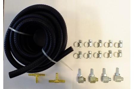 Комплект герметизации / вывода сапунов на все модели УАЗ улучшенный оптовая продажа