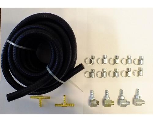 Комплект герметизации / вывода сапунов на все модели УАЗ улучшенный