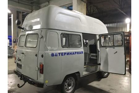 Крыша высокая на УАЗ Буханка оптовая продажа