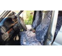Чехлы грязе-влаго-защитные на УАЗ Патриот
