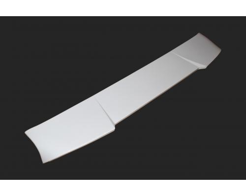 Спойлер нового образца (АБС-Пластик) УАЗ ПАТРИОТ неокрашенный