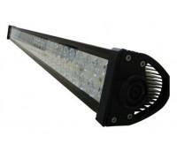 Фара светодиодная CH008 240W SPOT 80 диодов по 3W (габаритные размеры 83*82*115*1130мм; цветовая температура 6000K; дальний свет) 2 контакта, боковое крепление, потребляемый ток 12/24V CH008 240W SPOT