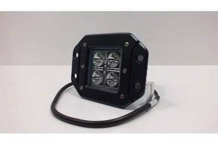 Фара светодиодная CH039 20W 4 диода по 5W врезная оптовая продажа