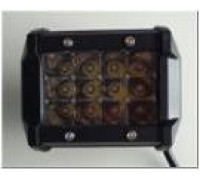 Фара светодиодная CH019C 3R 36W 12 диодов по 3W (габаритные размеры 65*80*165мм; цветовая температура 6000K; свет комбинированный) CH019C 3R 36W