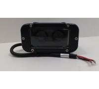 Фара светодиодная CH053 20W 5D 2 диода по 10W (габаритные размеры 64*93*120мм; цветовая температура 6000K; свет комбинированный) CH053 20W 5D оптовая продажа
